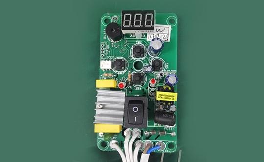 黄岛温控器